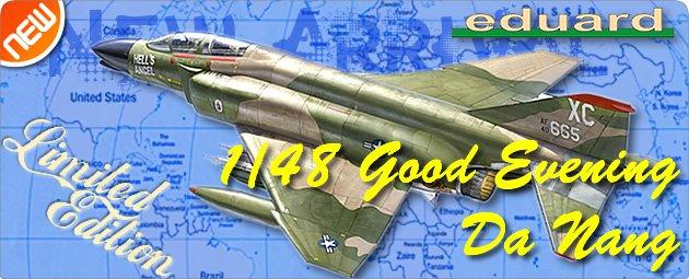 Eudard New kit - 1/48 Good Evening Da Nang (Limited Edition)