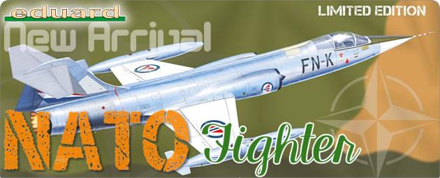 Eudard New kit - NATO fighter 1/48